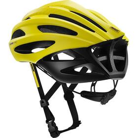 Mavic Cosmic Pro Cykelhjälm Herr gul/svart